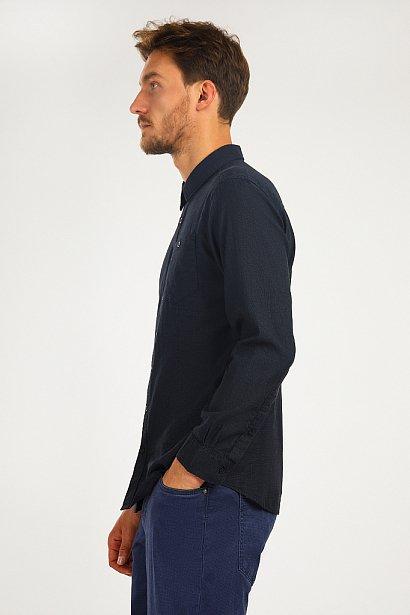 Верхняя сорочка мужская, Модель A19-21024, Фото №3