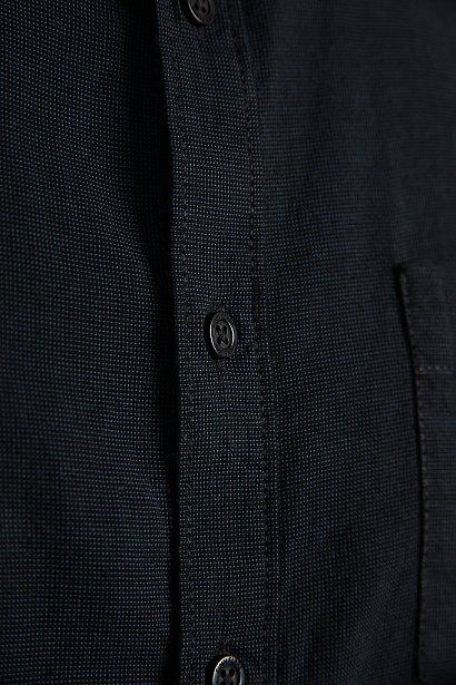 Верхняя сорочка мужская, Модель A19-21024, Фото №4
