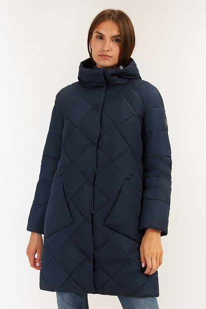 Пальто женское, Модель A19-32005, Фото №1