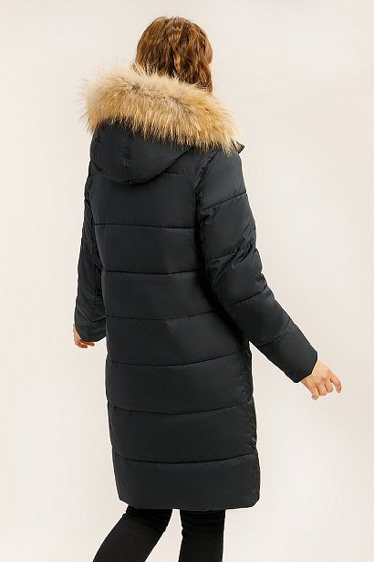 Пальто женское, Модель A19-32044, Фото №4