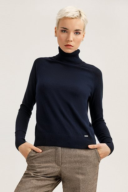 Джемпер женский, Модель A19-32115, Фото №2