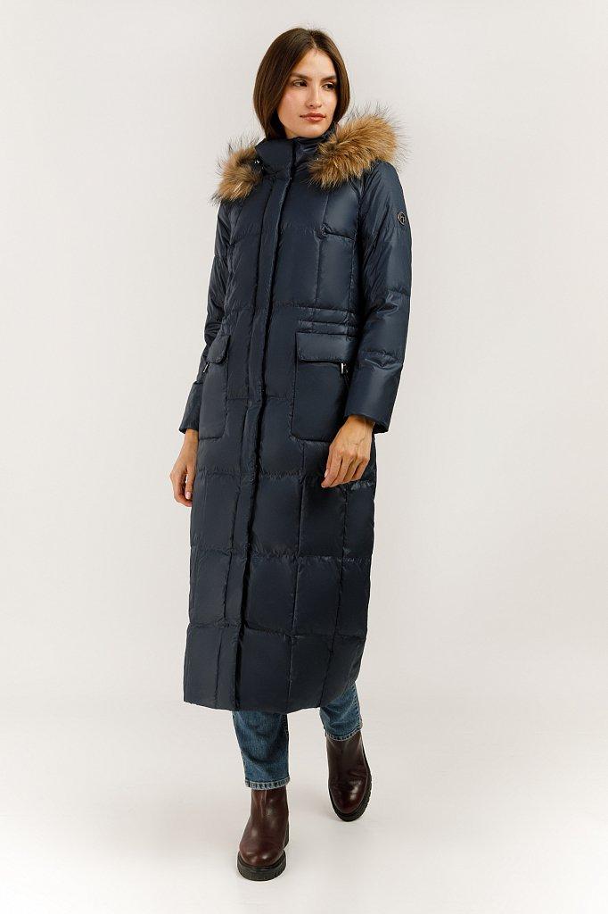 Пальто женское, Модель A19-11015, Фото №1