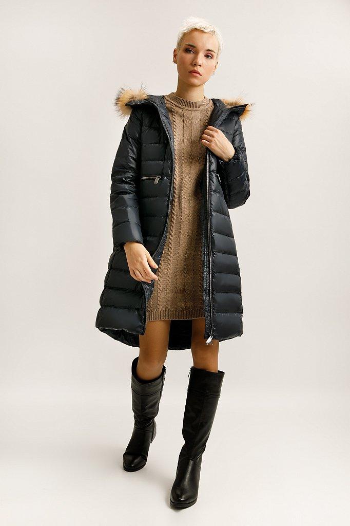 Пальто женское, Модель A19-11022, Фото №2