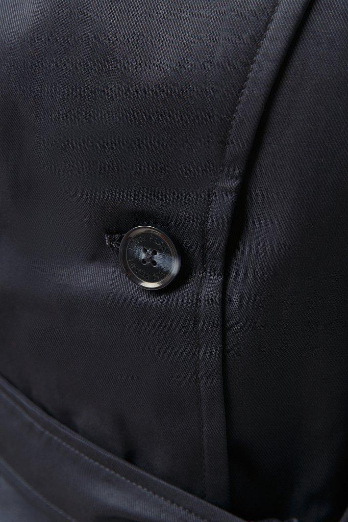 Плащ женский, Модель A19-11037, Фото №5