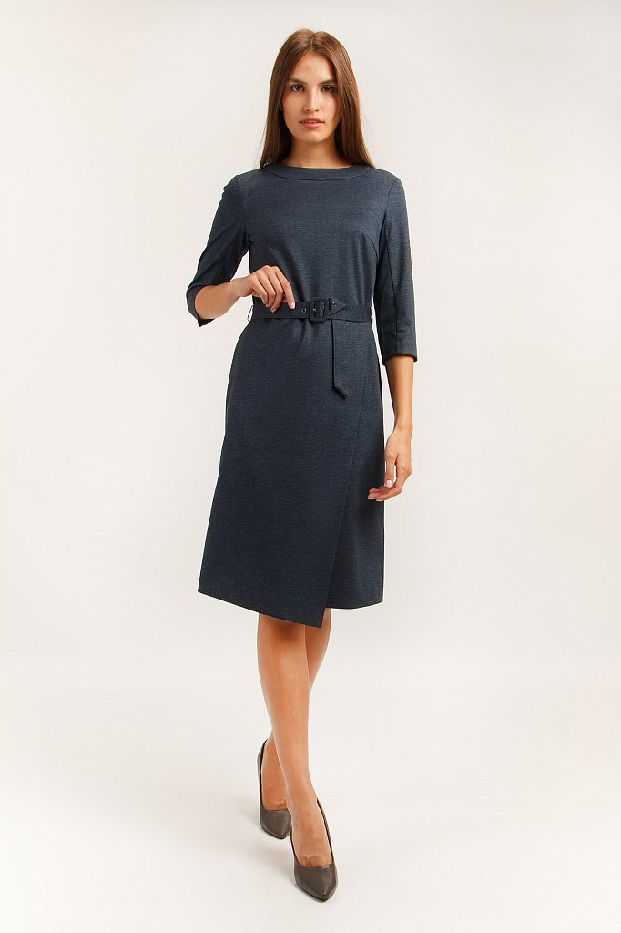 Платье женское, Модель A19-11067, Фото №3