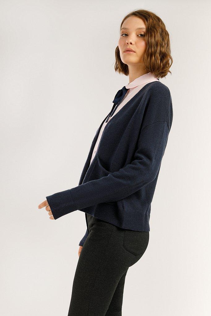 Жакет женский, Модель A19-11115, Фото №3