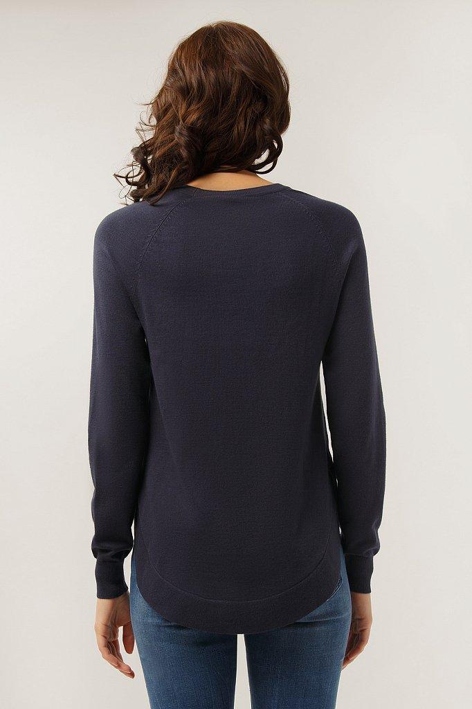 Джемпер женский, Модель A19-11123, Фото №4