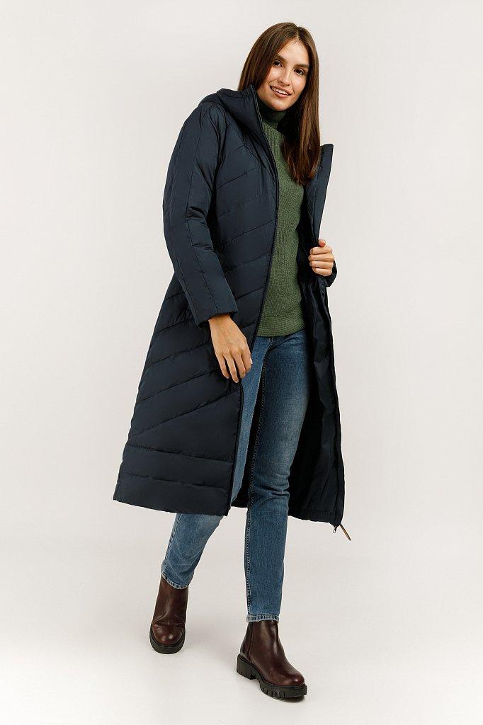 Пальто женское, Модель A19-12006, Фото №2