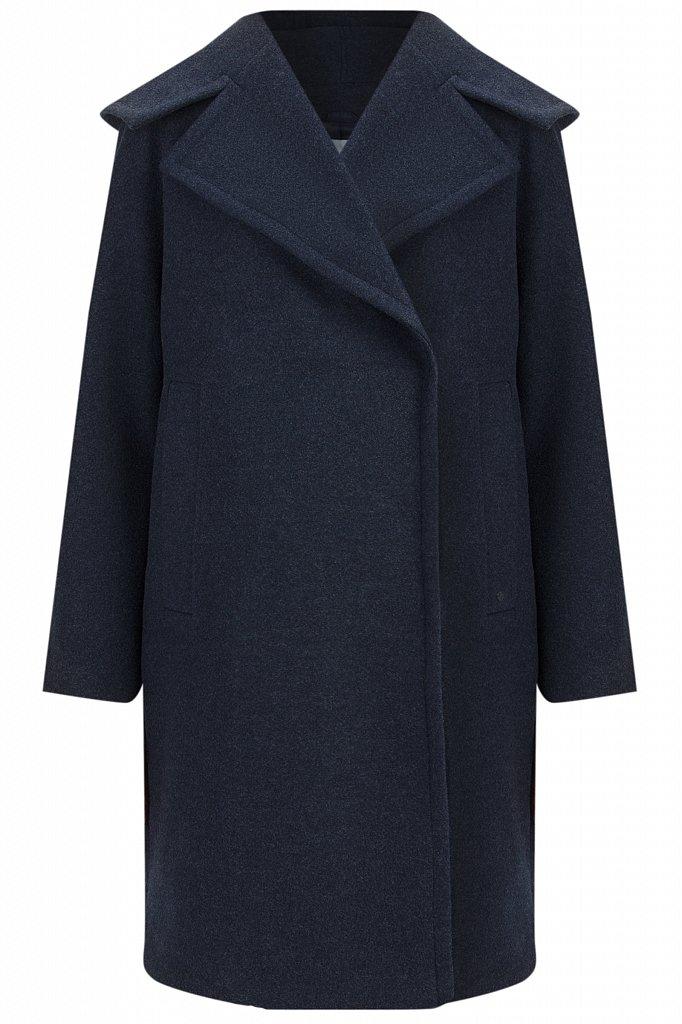 Пальто женское, Модель A19-12031, Фото №7