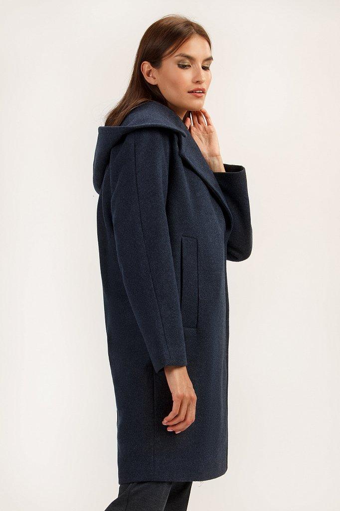 Пальто женское, Модель A19-12031, Фото №4