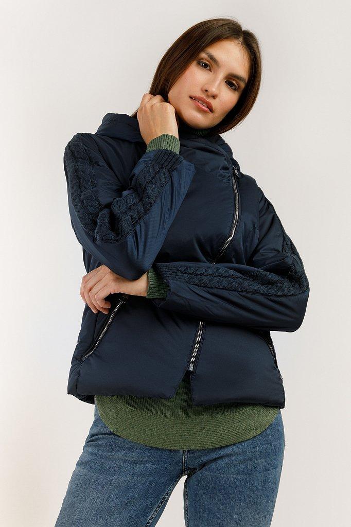 Куртка женская, Модель A19-12035, Фото №1