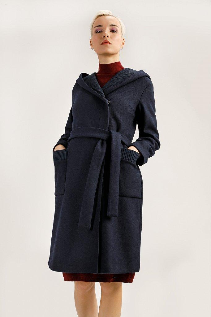 Пальто женское, Модель A19-12036, Фото №3