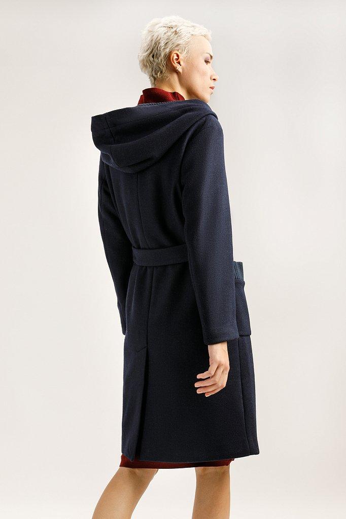 Пальто женское, Модель A19-12036, Фото №5