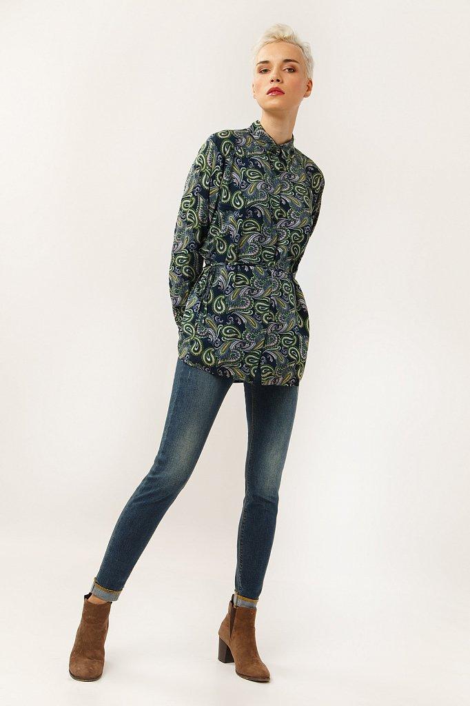 Блузка женская, Модель A19-12082, Фото №2
