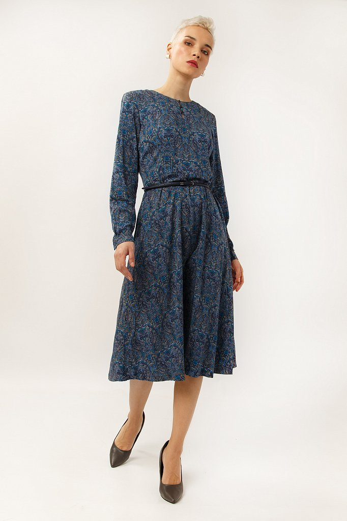 Платье женское, Модель A19-12091, Фото №1