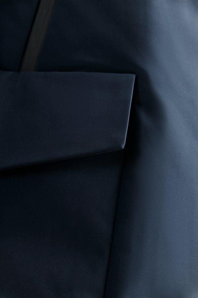 Полупальто женское, Модель A19-12094, Фото №6