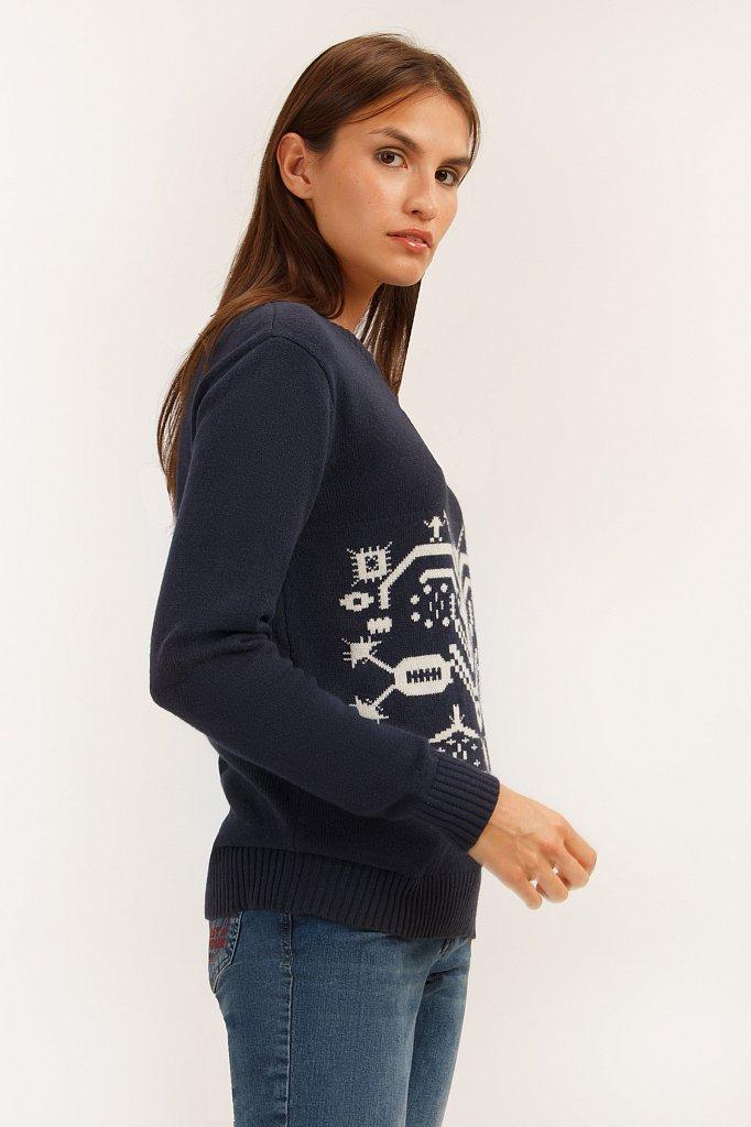 Джемпер женский, Модель A19-12119, Фото №3
