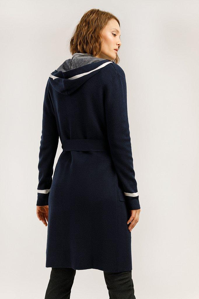 Жакет женский, Модель A19-12127, Фото №4