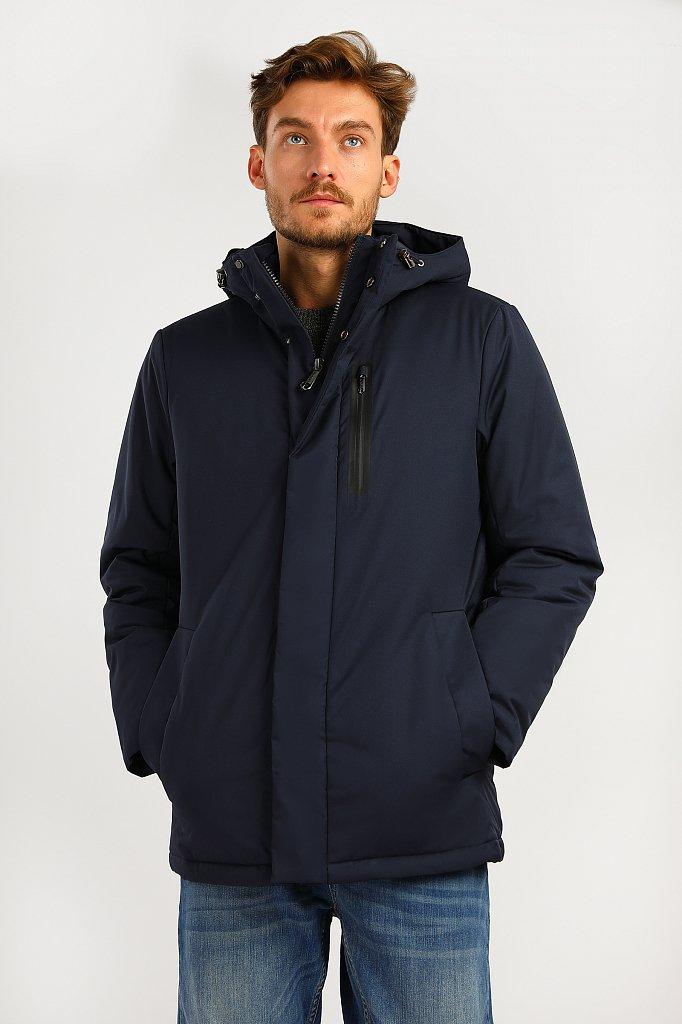 Куртка мужская, Модель A19-21007, Фото №1