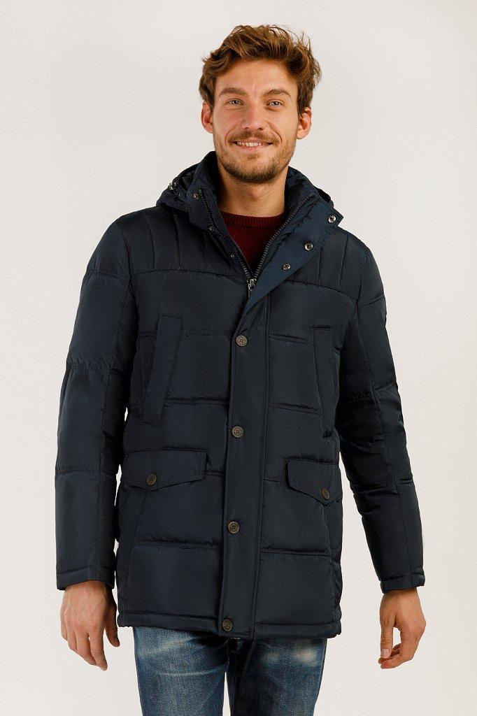 Куртка мужская, Модель A19-21013, Фото №1