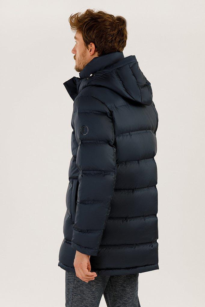 Пальто мужское, Модель A19-21017, Фото №4