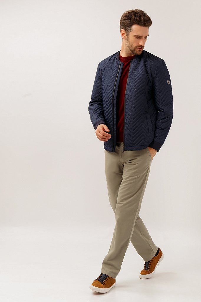 Куртка мужская, Модель A19-21036, Фото №2