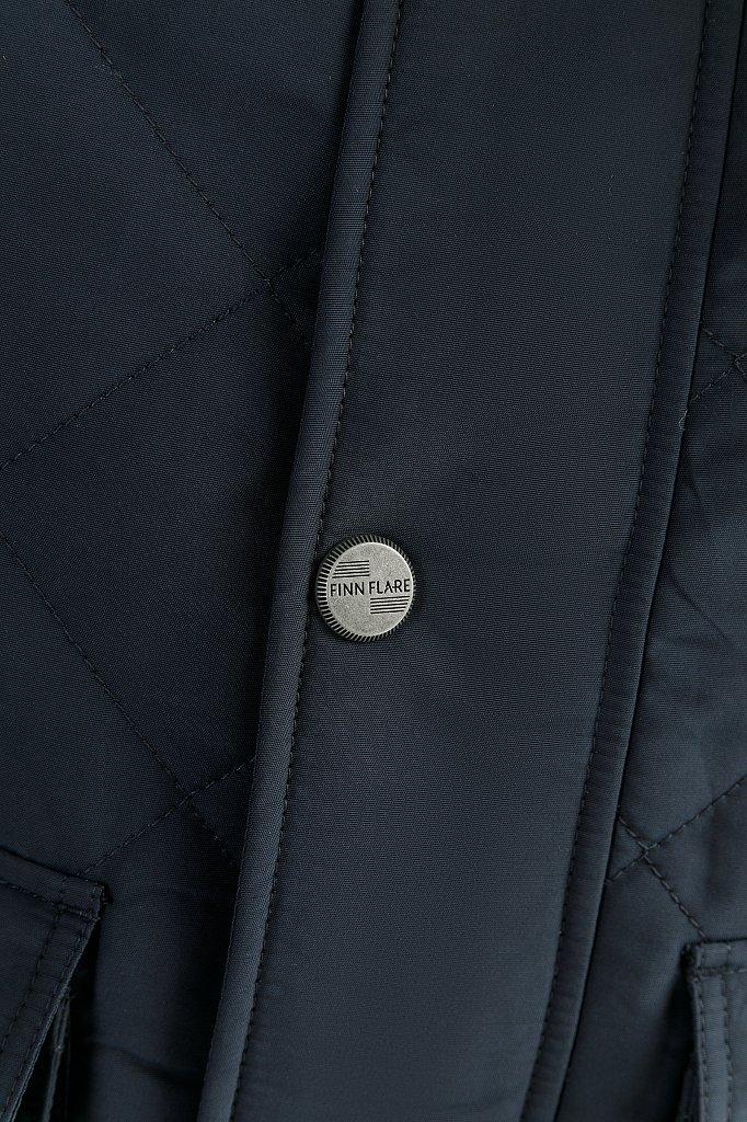 Полупальто мужское, Модель A19-22005, Фото №4