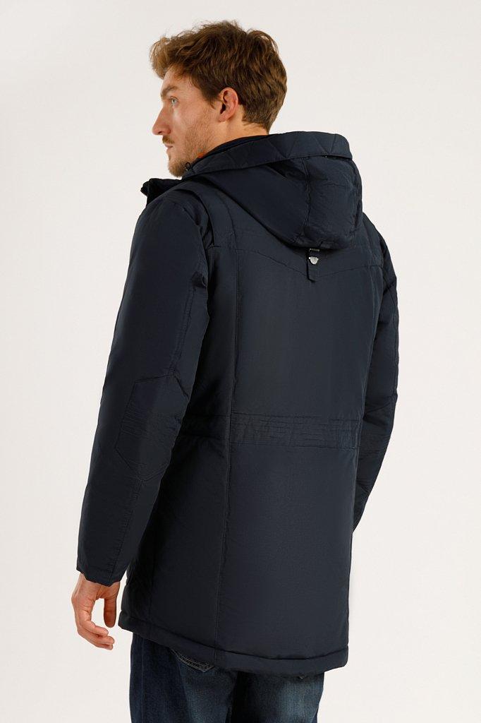 Пальто мужское, Модель A19-22007F, Фото №4