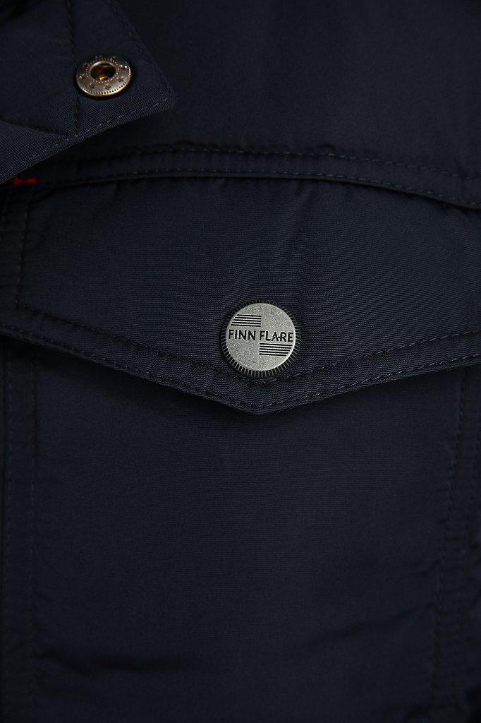 Куртка мужская, Модель A19-22009F, Фото №5