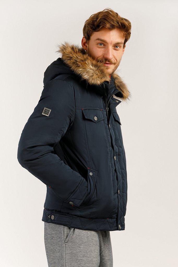 Куртка мужская, Модель A19-22009, Фото №3