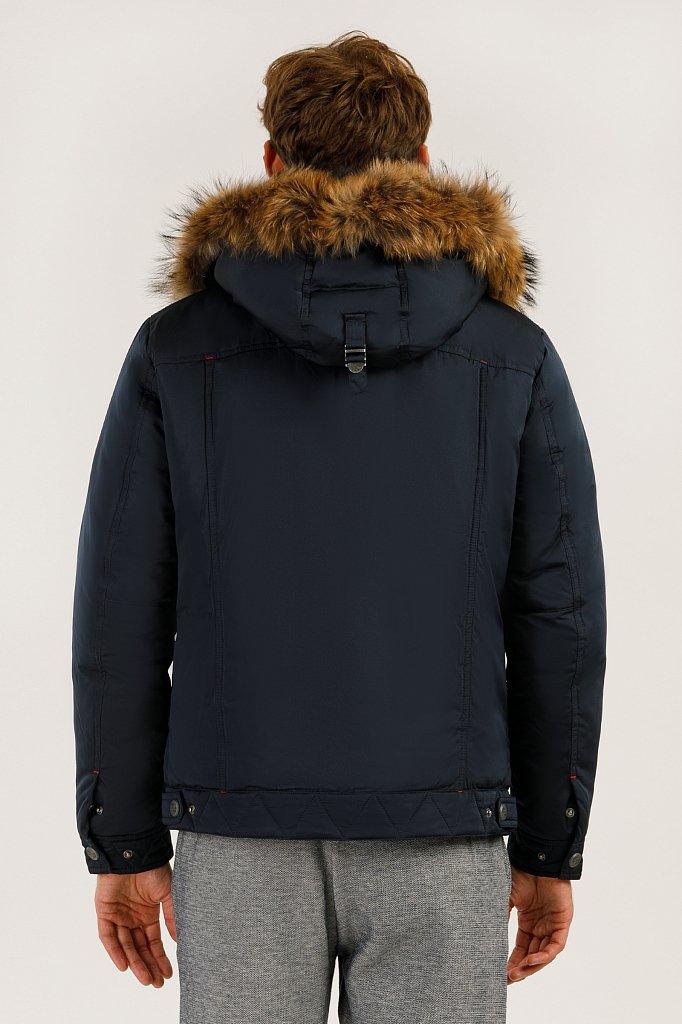 Куртка мужская, Модель A19-22009, Фото №4