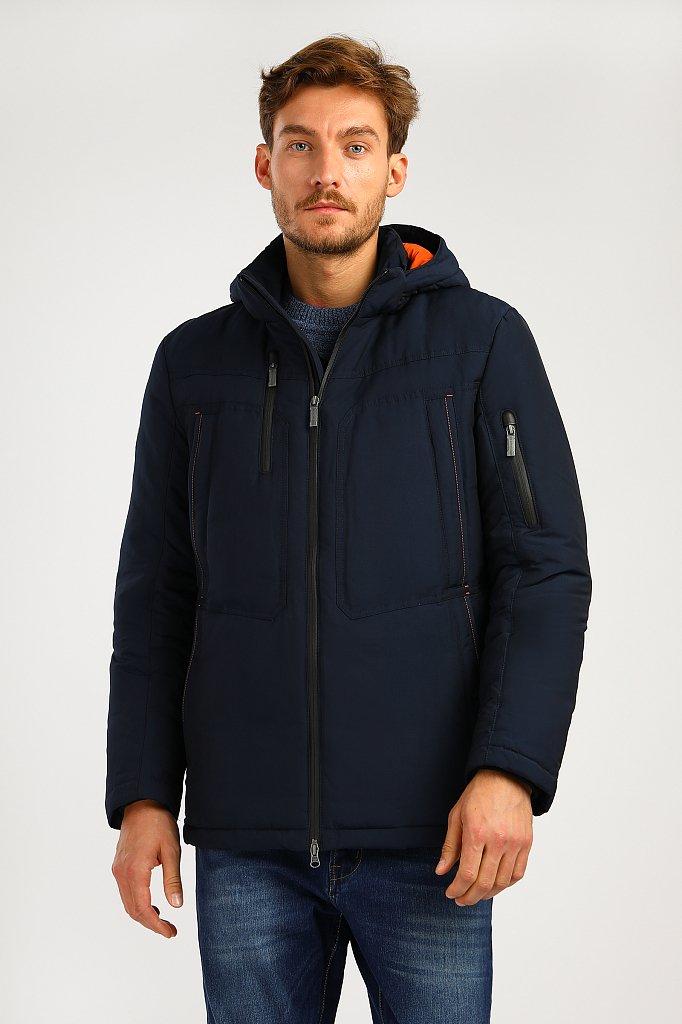 Куртка мужская, Модель A19-22011F, Фото №1