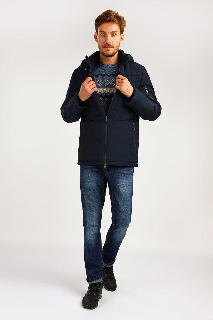 Куртка мужская, Модель A19-22011F, Фото №2