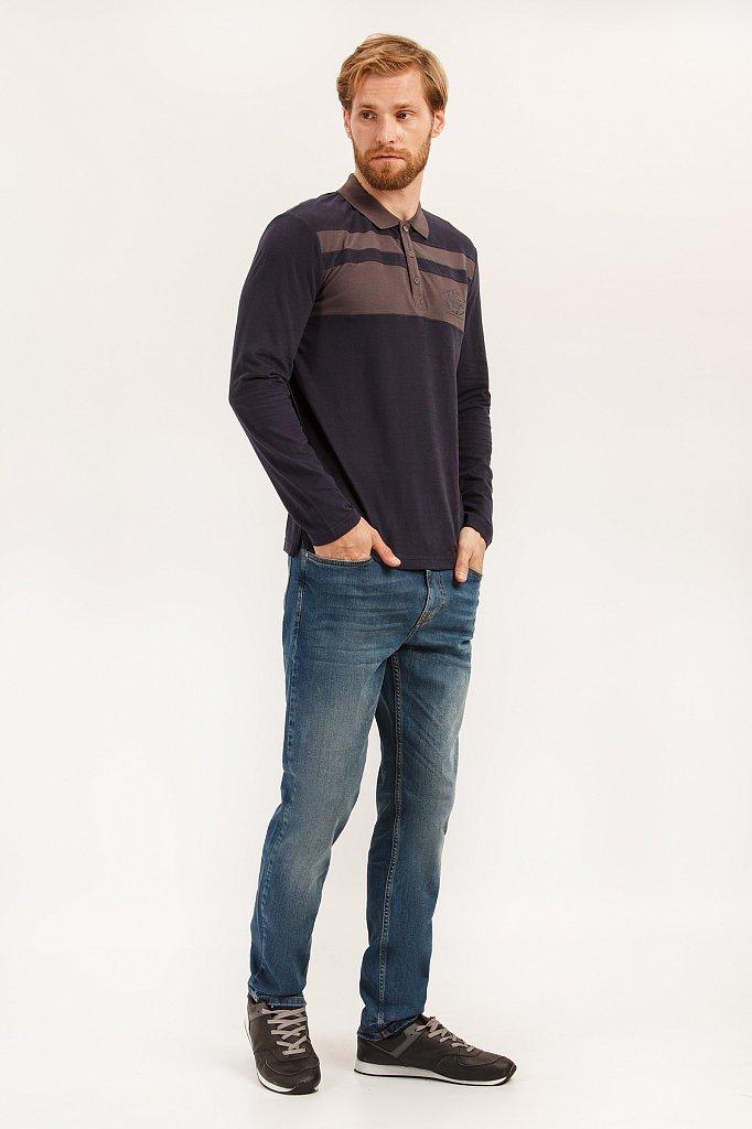 Поло мужское, Модель A19-22032, Фото №2