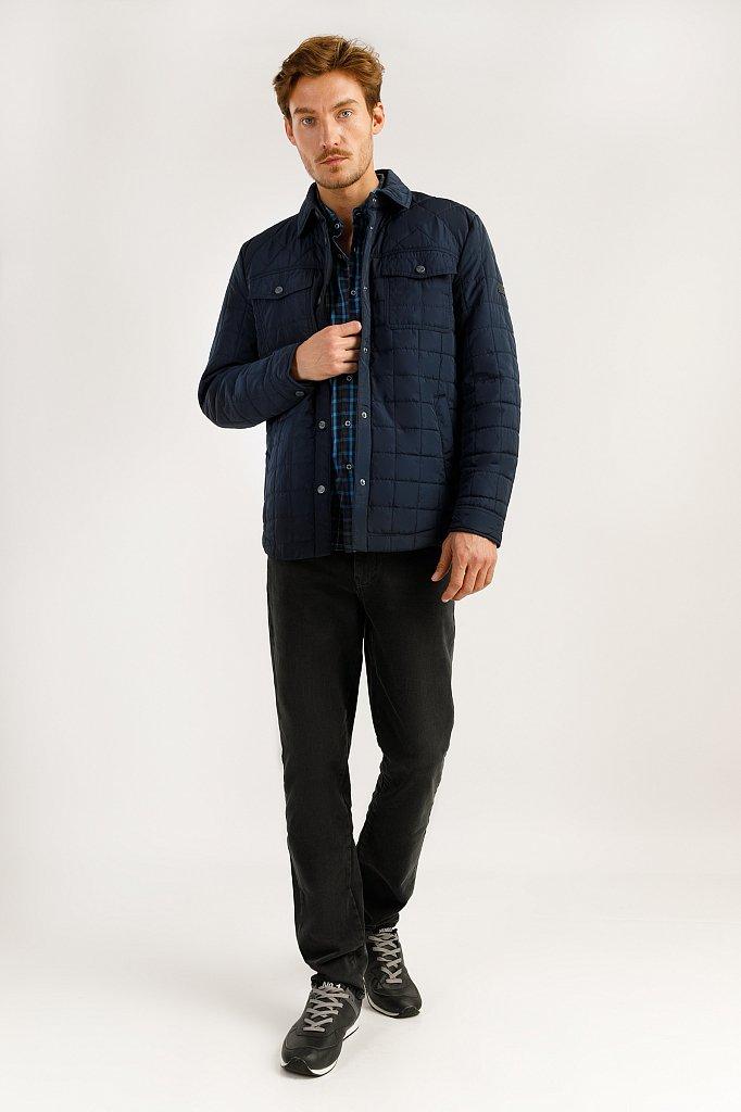Куртка мужская, Модель A19-22041, Фото №2