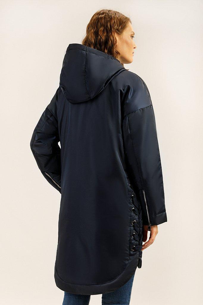 Полупальто женское, Модель A19-32007, Фото №4