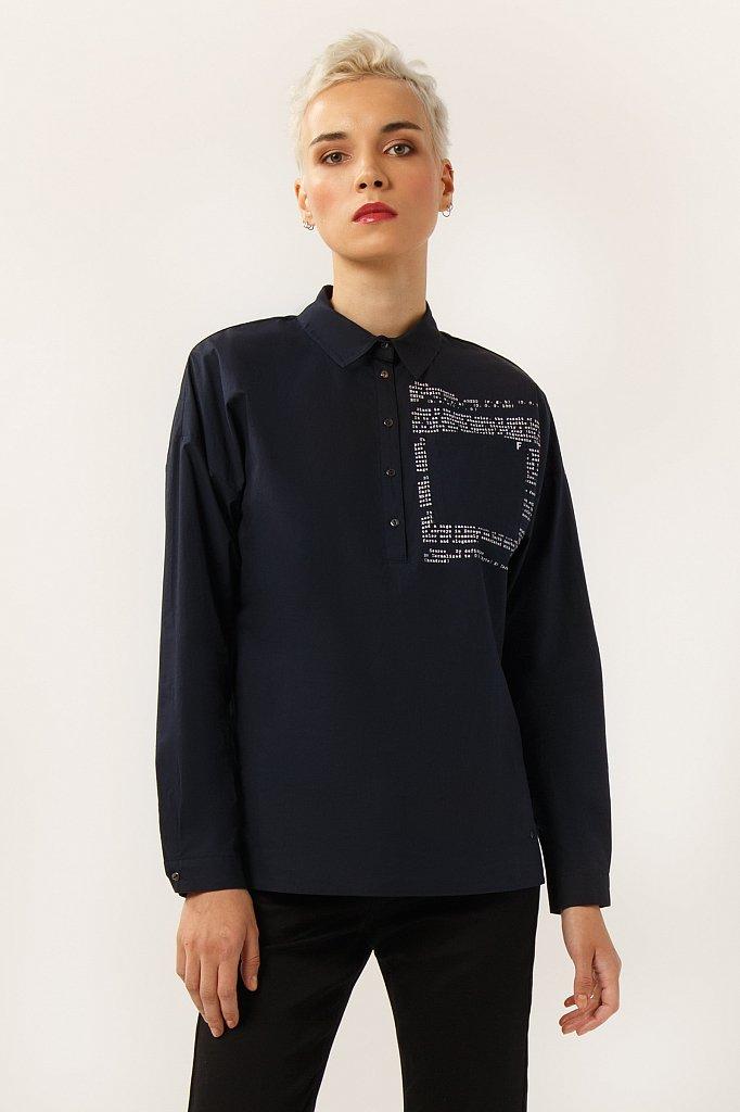 Блузка женская, Модель A19-32039, Фото №3