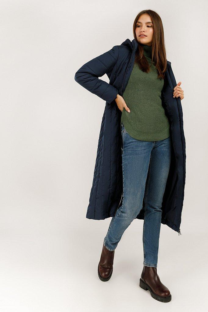 Пальто женское, Модель A19-32047, Фото №2