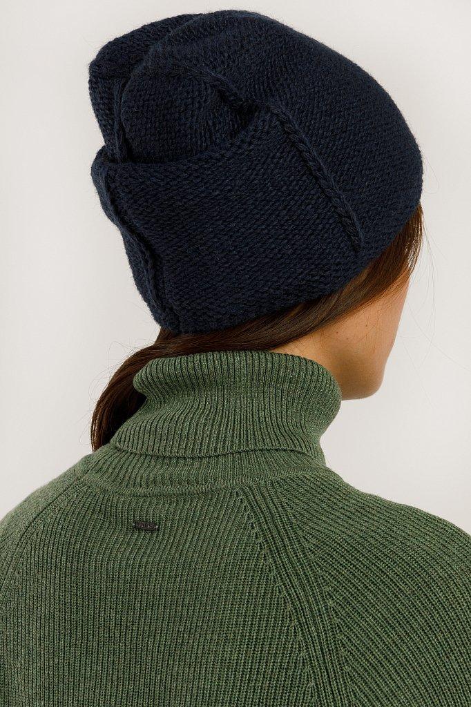 Шапка женская, Модель A19-32126, Фото №3