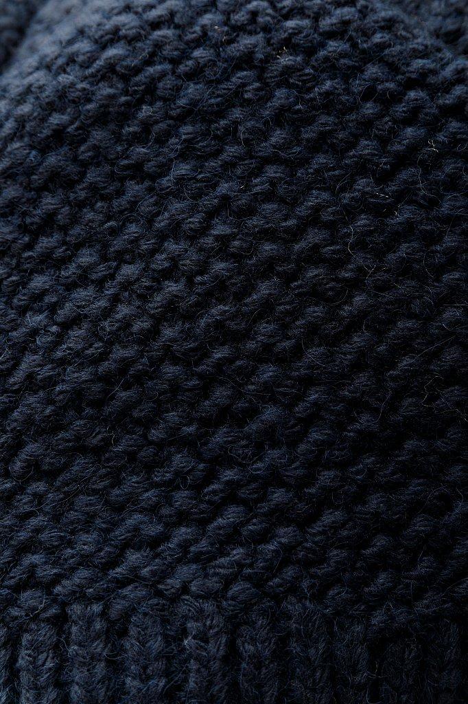Шапка женская, Модель A19-32141, Фото №4