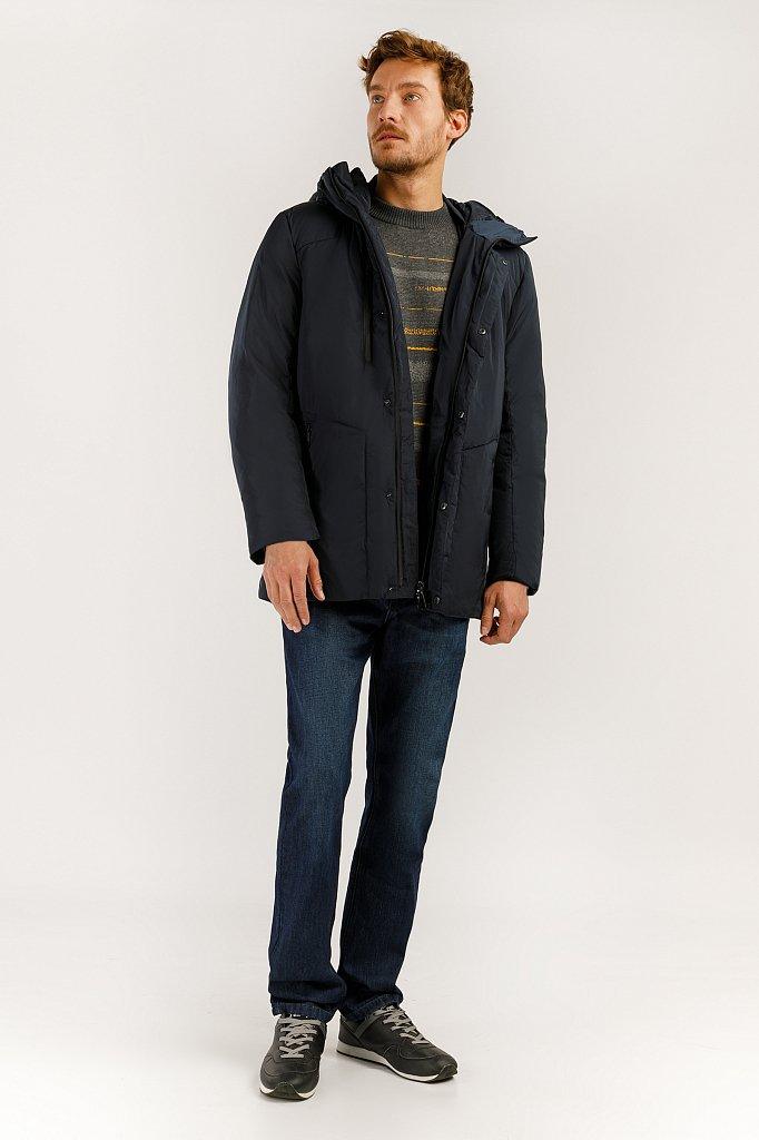 Куртка мужская, Модель A19-42002, Фото №2
