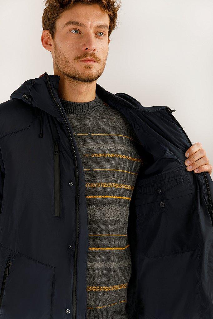 Куртка мужская, Модель A19-42002, Фото №5
