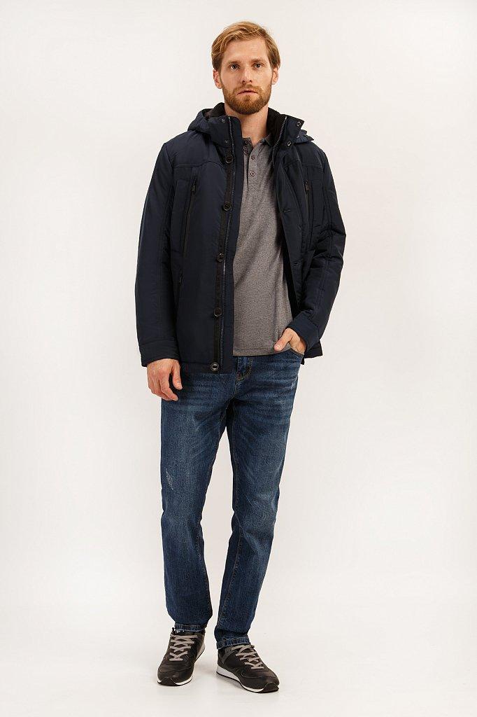 Куртка мужская, Модель A19-42005, Фото №2