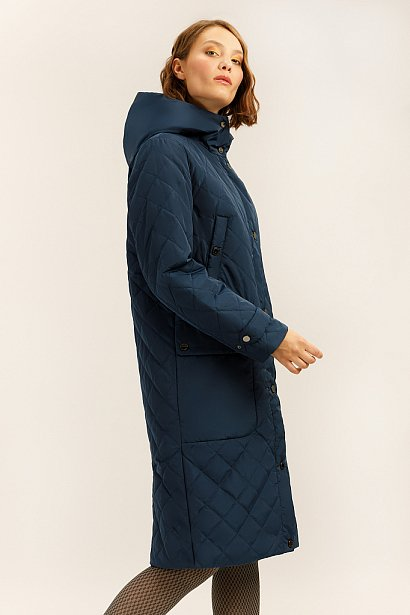 Пальто женское, Модель A19-12049, Фото №3