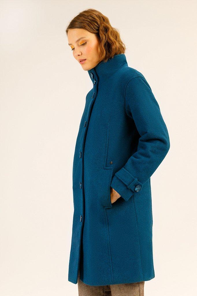 Пальто женское, Модель A19-11005, Фото №3