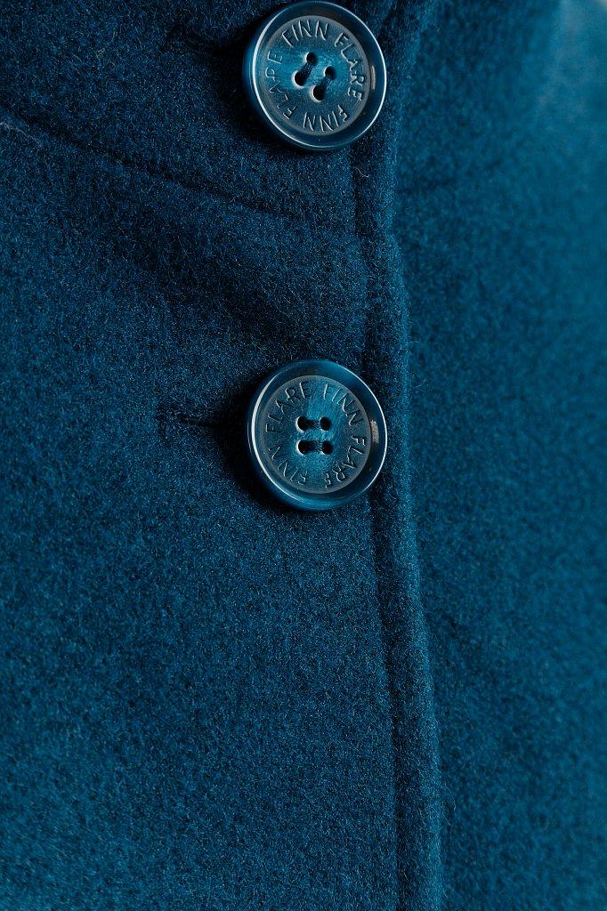 Пальто женское, Модель A19-11005, Фото №5