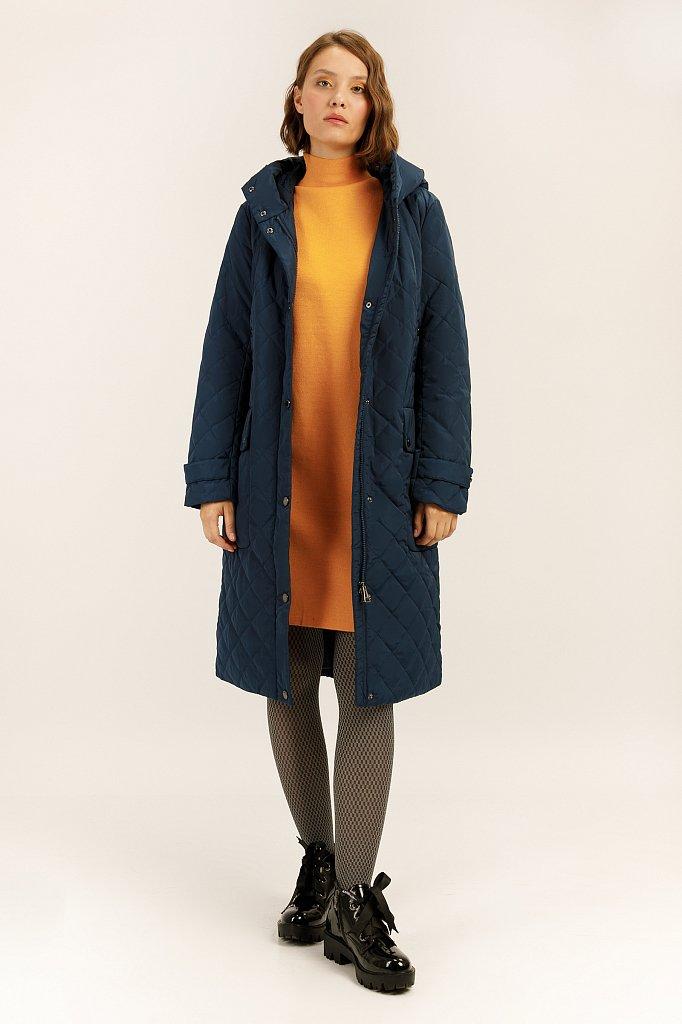 Пальто женское, Модель A19-12049, Фото №2