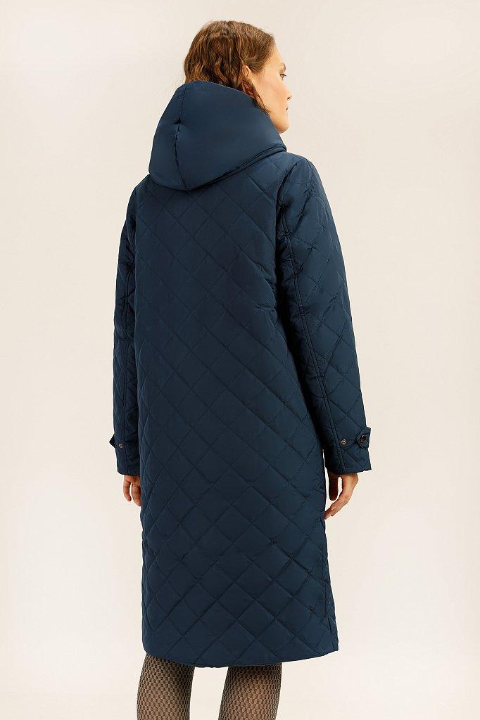 Пальто женское, Модель A19-12049, Фото №4