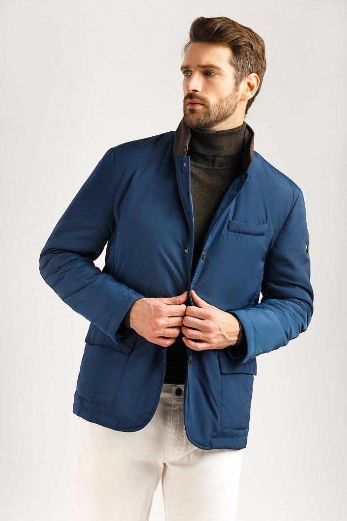 Куртка мужская, Модель A19-21011, Фото №1