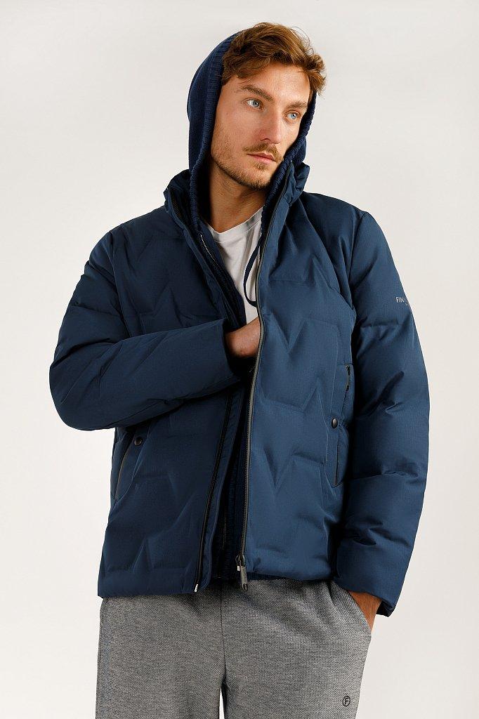 Куртка мужская, Модель A19-42028, Фото №1